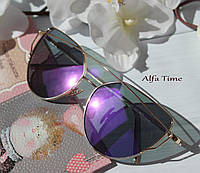 Очки в стиле Dior