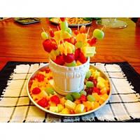 Набор для карвинга (вырезание фруктов) Pop Chef