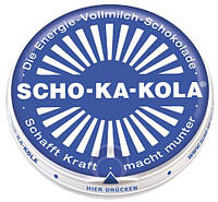 Энергетический молочный шоколад Scho-Ka-Kola