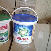 Стиральный порошок Ariel whites+color Lenor 9 kg