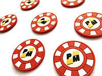 Рекламные магниты на заказ, производство магнитов ПВХ, магниты на холодильник оптом PVC.