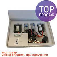 Ксенон UKC H3 HID XENON 6000K / Биксеноновая лампа