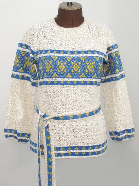 Женская рубашка вязаная Богдана
