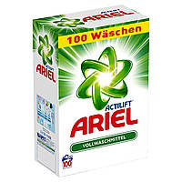 Ariel Стиральный порошок универсал 6.5 кг 100 стирок (Германия)