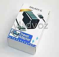 Зарядное для планшета samsung Galaxy Tab + Кабель 5V 2A