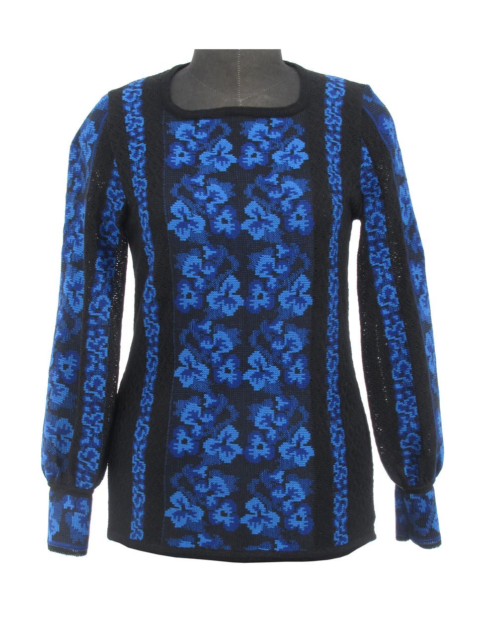 Женская рубашка вязаная 0326