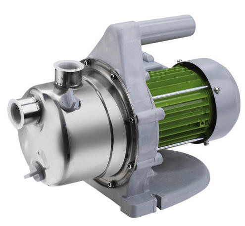 Бытовой электрический насос «Насосы + Оборудование» Garden–JS 1.5–25/0.8 с эжектором