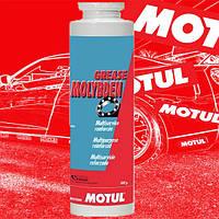 Смазка пластичная улучшено дисульфидом молибдена Motul MOLYBDEN (400GR)