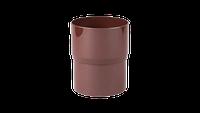 Соединитель водосточной трубы Profil  ⌀90/75