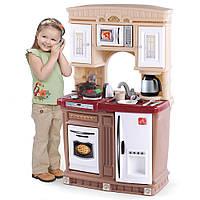 Игровая детская кухня «Традиционная» - Step 2 - США- с чайником и кофеваркой