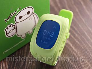 Smart Baby Watch GPS Q50 - дитячі годинник з GPS на додатку SeTracker