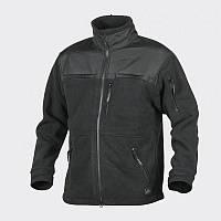 Helikon-Tex Куртка DEFENDER QSA™ + HID™ - Duty Fleece - черная