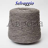 Selvaggio 4  (84% хлопок, 16% ПА. 420/100г),