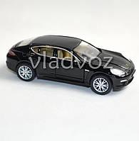 Машинка Porshe Panamera метал 1:40 чёрная