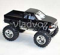 Машинка Dodge Ram метал 1:36 чёрная