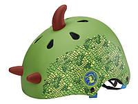 Детский велосипедный шлем CRIVIT крокодил