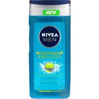 Гель для душа Nivea «Ментоловый заряд бодрости» 250 мл