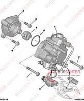 """Сальник топливного насоса высокого давления (""""вала ТНВД"""" прокладка, проставка, манжет, уплотнитель, резинка, уплотнительное кольцо) Fiat Ducato 250"""