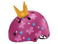 Детский велосипедный шлем CRIVIT принцесса