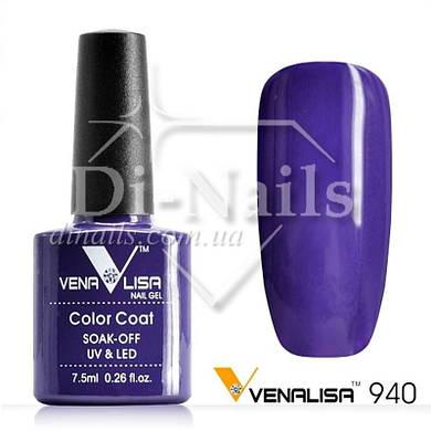 Гель-лак VenaLisa № 940