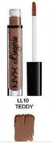 Матовая жидкая помада для губ NYX Lingerie (10 TEDDY)