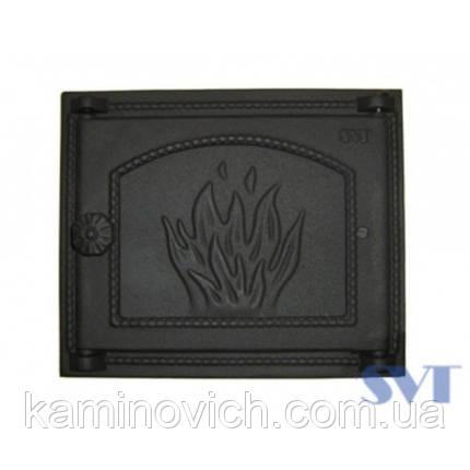 Дверца для духовки SVT 451, фото 2