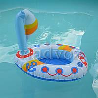 Надувная игрушка intex 58590 лодочка