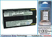 Аккумулятор CANON XL1 (5500mAh ) CameronSino