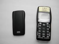 Корпус Nokia 1100 чёрный не дорогой