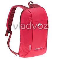 Городской, спортивный рюкзак Arpenaz 10L красный