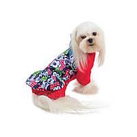 Pet Fashion Дождевик Лилу M