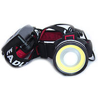 Купить оптом Налобный фонарь BL-931-T6 COB