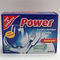 Таблетки для посудомойки Gut & Günstig Power 60шт, фото 1