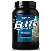 Dymatize Протеин Dymatize Elite Whey, 0.908 г (gourmet vanilla)