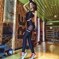 Женский комбинезон для фитнеса FITNESSKISA