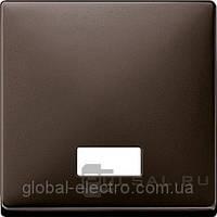 Клавиша с полем для надписи, коричневый MTN3350-4015