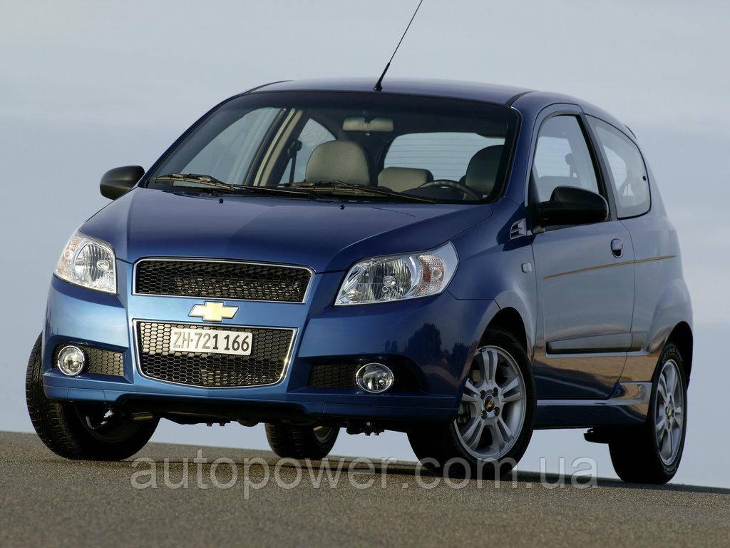 Фаркоп на Chevrolet Aveo хетчбек 2008-