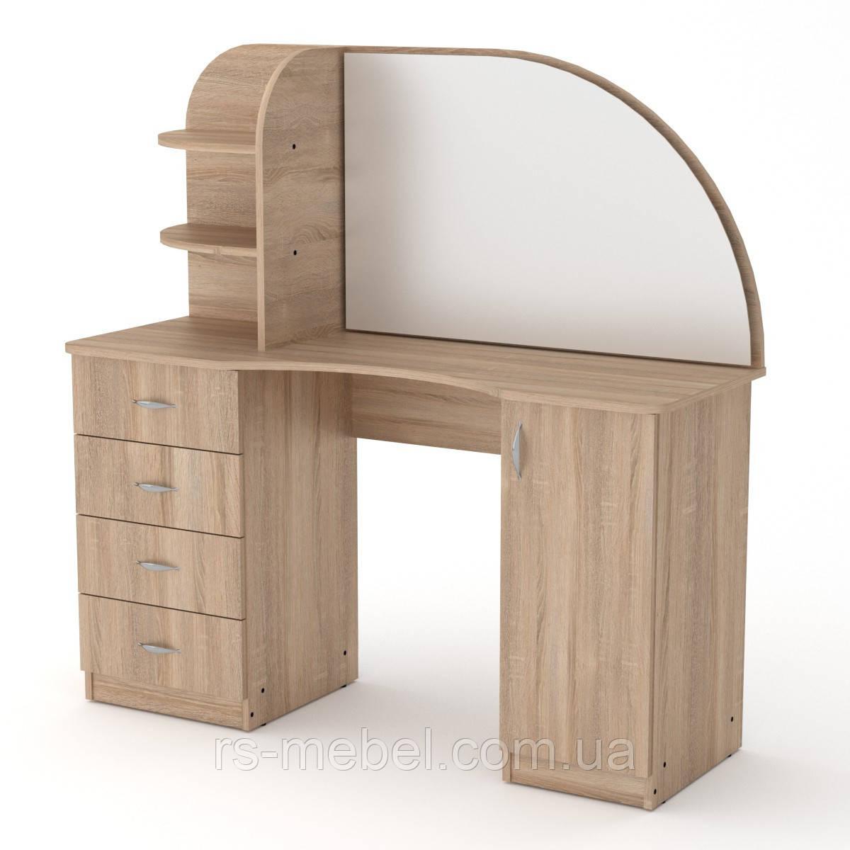 """Туалетний столик """"Трюмо-6"""" (Компаніт)"""