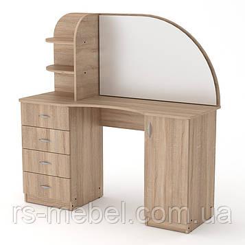 """Туалетный столик """"Трюмо-6"""" (Компанит)"""