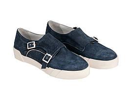 Монки Etor 6007-5509-2 синие