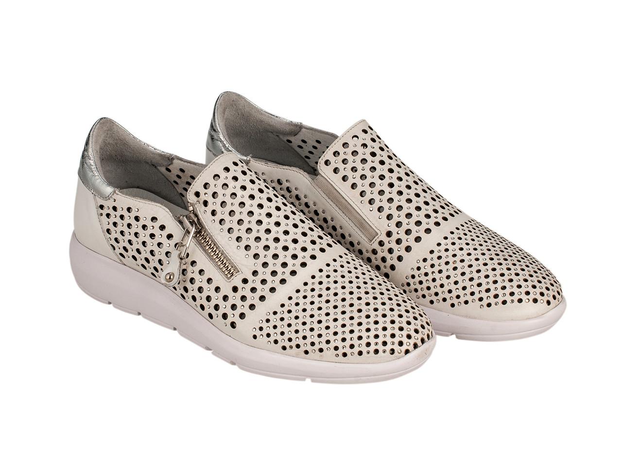 Кросівки Etor 6037-784-1 білий