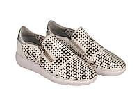 Кроссовки Etor 6037-784-1 37 белые, фото 1