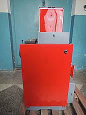 Твердотопливный универсальный котёл длительного горения Energy Wood 20 квт, отапливаемая площадь до 200 м2 , фото 2