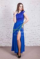 Выпускное платье в пол от производителя AMAZONKA - Код пл-207, фото 1