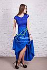 Выпускное платье в пол от производителя - Код пл-207, фото 2