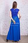 Выпускное платье в пол от производителя - Код пл-207, фото 3
