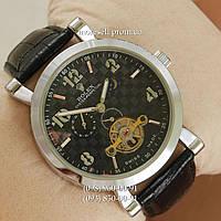 Часы Rolex Moon phase Silver/Black