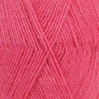 Пряжа Drops Alpaca Uni Colour 2921 Pink, 50г