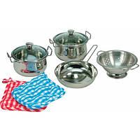 Bino Набор нержавеющей посуды из 8 предметов Bino (83392)