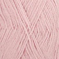 Пряжа Drops Alpaca Uni Colour 3112 Dusty Pink, 50г
